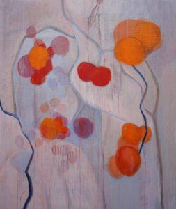 acryl op doek, 100x120